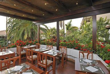 Restaurante Hotel Parque San Antonio Tenerife